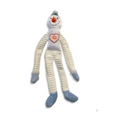 Danish Design - Long Legs Snowman Toy
