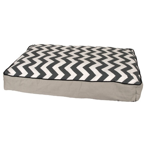 Snoooz Comfort Mattress Bed - Chevron 2
