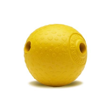 Huckama Dog Toy - Dandelion Yellow 5