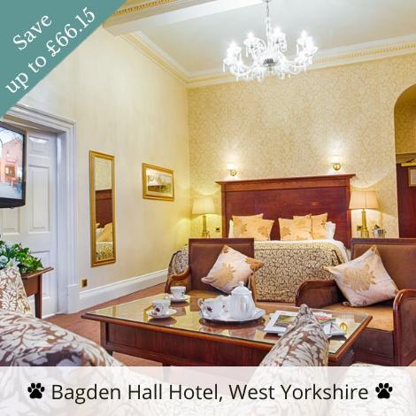 Bagden Hall Hotel Exclusive Three Night Stay Voucher 2