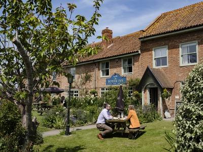 The Bower Inn, Somerset, Bridgwater