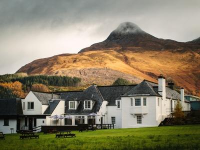 The Glencoe Inn, Argyll and Bute, Glencoe