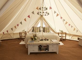 Bells & Stars Glamping, Suffolk