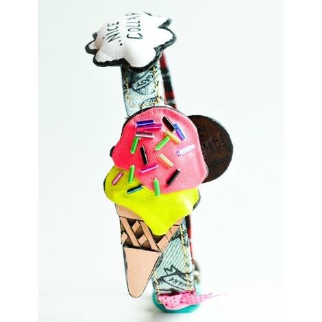 Crazy Ice Cream Dog Collar 4