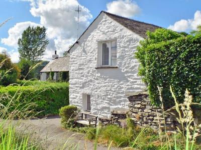 April Cottage, Cumbria, Cartmel