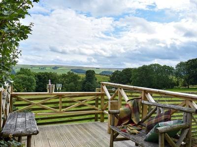 Hadrians Garden Cottage, Northumberland, Bardon Mill