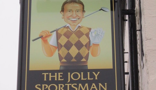 The Jolly Sportsman 3