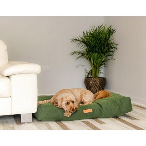 Stonewashed Fabric Pillow Bed - Richmond 3