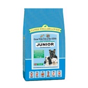 James Wellbeloved - Junior Fish & Rice Dog Food