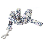 The Spotted Dog Company - Bluebell Liberty Print Dog Lead