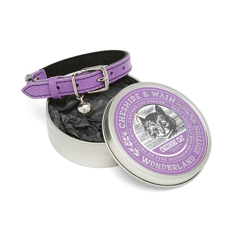 Wonderland Collection Cat Collar – Cheshire Cat