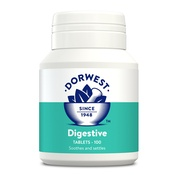 Dorwest Veterinary - Digestive Supplement Tablets for Dogs and Cats