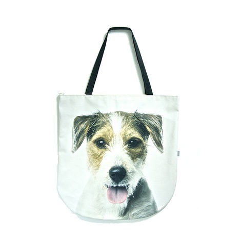 Evy the Jack Russell Terrier Puppy Dog Bag