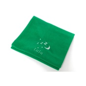 PetsPyjamas - Personalised Green Snooze Pet Blanket - Classic font