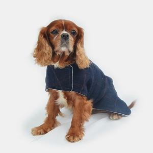 Liberty Tweed Dog Coat