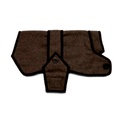 Brown Wool Blazer Dog Coat 3