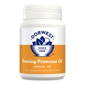 Dorwest Veterinary -  Evening Primrose Oil Capsules for Dogs and Cats