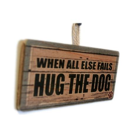 When All Else Fails...Pet Sign 2