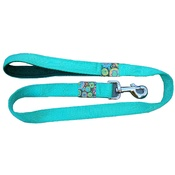 Dog Collar Designs - Lime Designer Lead