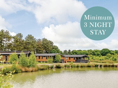 Woodhall Country Park Lodges, Lincolnshire