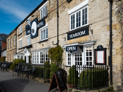 The Black Swan at Helmsley, North Yorkshire, Helmsley