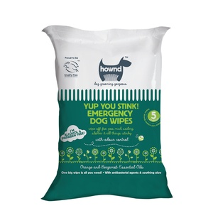 Yup You Stink! Emergency Dog Wipes (3 packs)