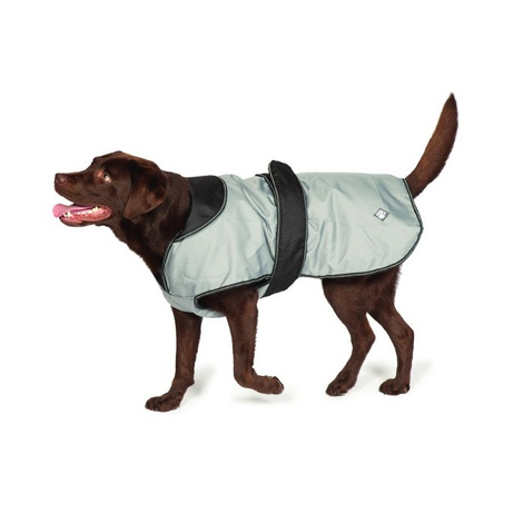 Ultimate 2-in-1 Dog Coat – Grey