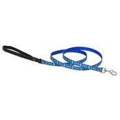 Collarways - Sea Glass Lupine Dog Lead