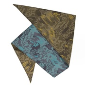 Baker & Bray - Liberty Two-Tone Camo Dog Bandana