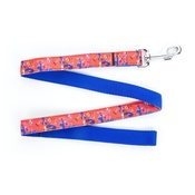 "Pet Pooch Boutique - Spiderman Lead  1"" Width"