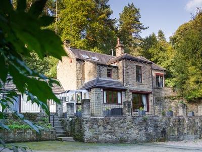 Highwood Lodge, West Yorkshire, Denby Dale