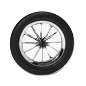 InnoPet - Spare Wheel for Buggy Comfort with Airfilled Tyres