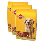 Pedigree - Complete Original Beef Dog Food x 3