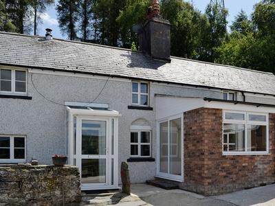 Fedwr Gog Cottage, Corwen, Maerdy