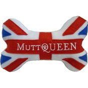 Dog Diggin Designs - MuttQueen Bone Dog Toy