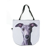 DekumDekum - Shadow the Whippet Dog Bag