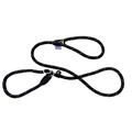 Black & Grey Dog's Slip Lead