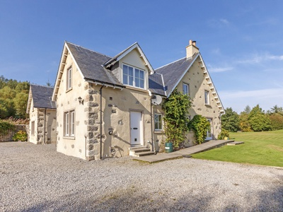 Rowan House, Highland, Ardgay