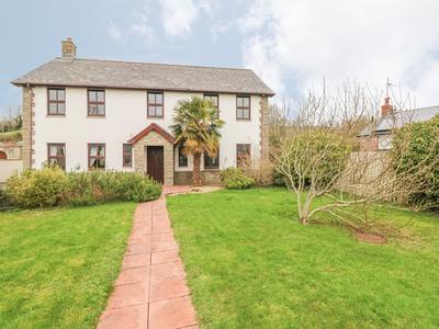 Dyffryn House, Carmarthenshire, Kidwelly