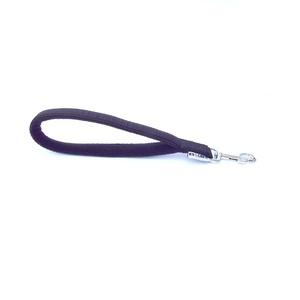 K9CREW Black Short Lead (40cm)