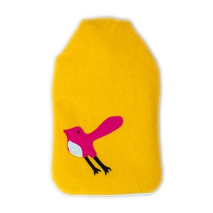 Hot Water Bottle - Yellow