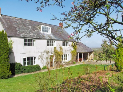 Purcombe Farmhouse, Dorset, Whitchurch Canonicorum