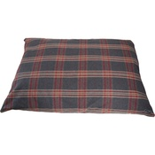 Hem & Boo - Tartan Check Deep Pillow Duvet Dog Bed