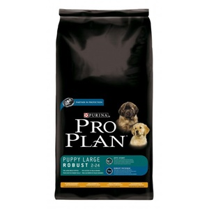 Puppy Large Breed Robust Chicken/Rice Dog Food