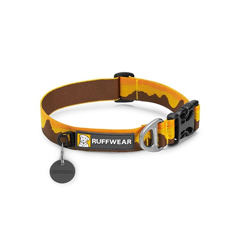 Hoopie Dog Collar - Teton
