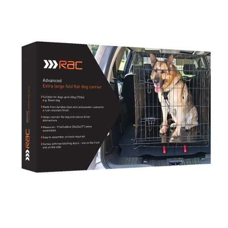 RAC Advanced Fold Flat Carrier