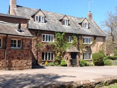 Dragon House, Somerset, Dunster