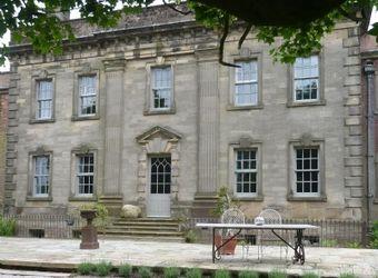 Lea Hall, Derbyshire