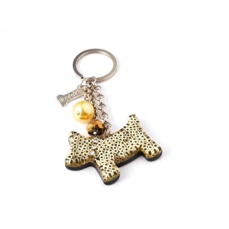Fortune Gold Keychain