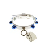Dog & Dolls - Magic Dog Collar - Blue
